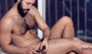 PHOTOS:  Hot Men Show Off Their Hairy Legs!