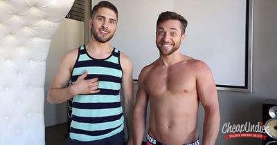 CheapUndies Interviews Colby Melvin