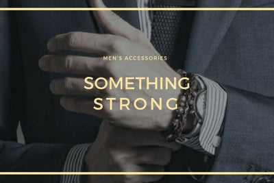 Something Strong Wallets, Bracelets & Bags
