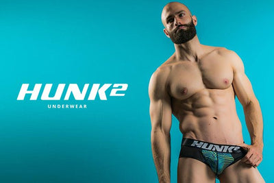 Hunk2 Brief and Trunks Debut