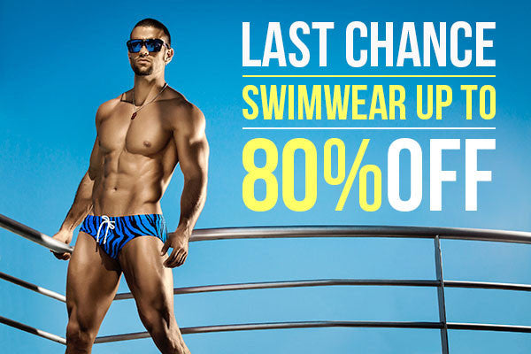 Last Chance Swim Sale