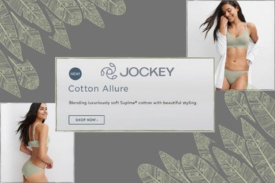 Jockey Cotton Allure Collection