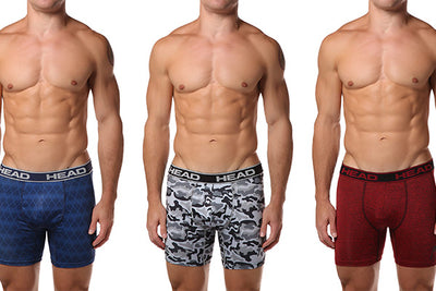 Head Performance Boxer Briefs