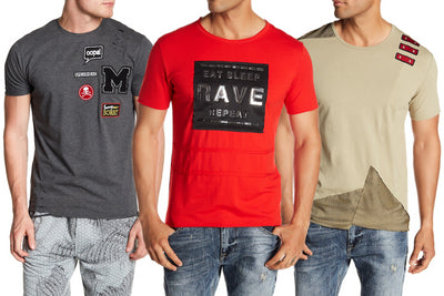 Tailored Rec Fashion Tees