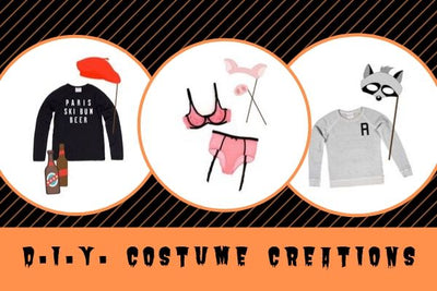 DIY Costume Creations