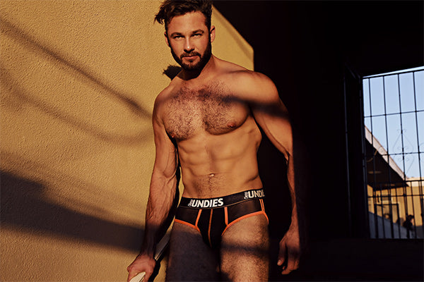CheapUndies Sport Mesh Collection