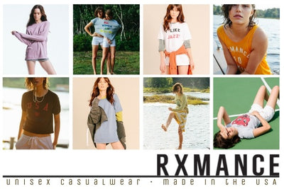 Rxmance Casualwear For Her (&Him!)