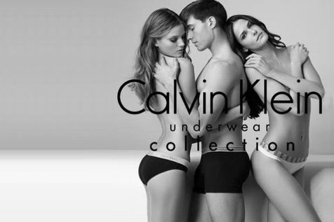 Calvin Klein Radiant Cotton Collection