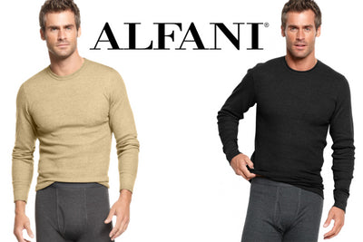Alfani Thermal Knits