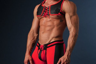 Cellblock13 Red Gridiron Collection