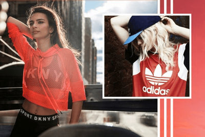 Adidas and DKNY Sport