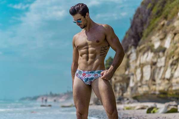 Timoteo Stylish Swim
