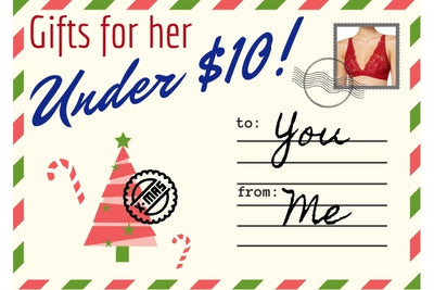 Gifts For Her Under $10