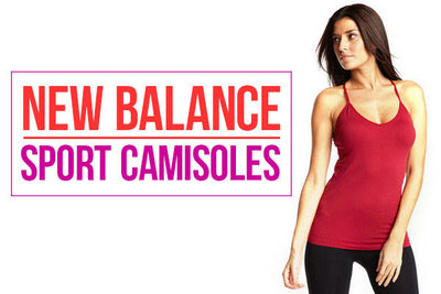 New Balance Sport Camisole Collection