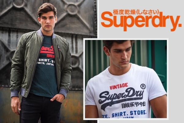 SuperDry Graphic Tees