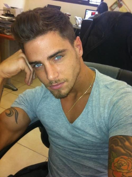 Photos The Most Beautiful Blue Eyed Men In The World-9254