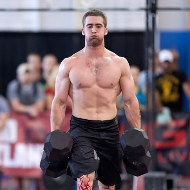 The Hottest Bodies of the CrossFit Games 2015 • CheapUndies