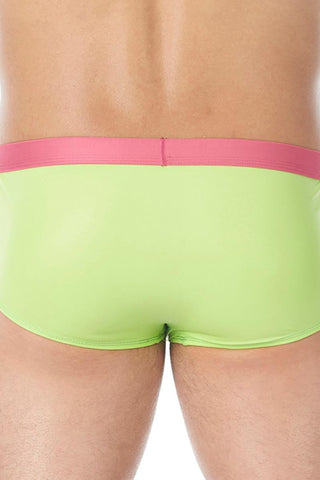 Gregg Homme Lime Heatwave Boxer Brief
