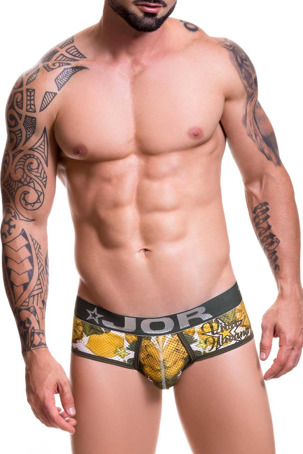 Jor Havana-Printed Brief