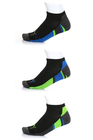 Puma 008 Allsport No-Show Sock 3-Pack