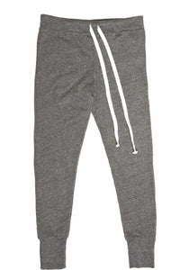 Rxmance Heather Grey Double Layer Lounge Pant