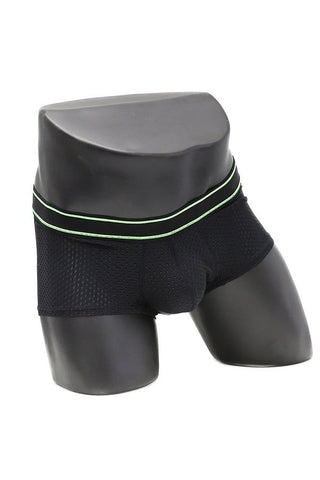 Fino Black Mesh Cup Trunk