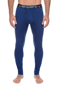 2(X)IST Estate Blue Tartan Tech Long John