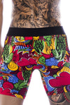 Pai Pai Multi-Colored Surf Boxer