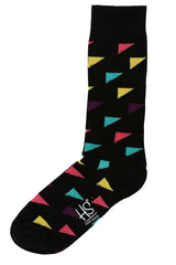 Happy Socks Triangles-018 Sock