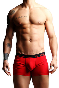 Ken Wroy Red Poppy Boxer Trunk