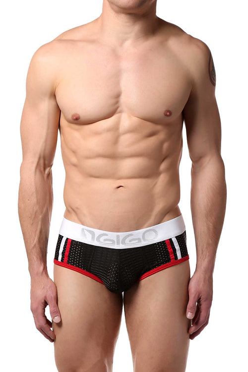 Gigo Black Fresh Brief - CheapUndies.com