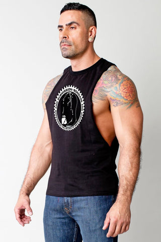 Cellblock 13 Black Submission Butcher Tank