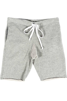 Rxmance Unisex Oatmeal Sweat Short w/ Pocket