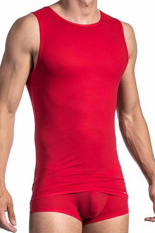 Olaf Benz Red Lips Tank Top