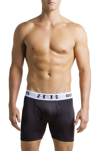 Buttcovers Black RVA Boxer Brief