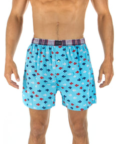 Tommy Hilfiger Fish Pool Boxer