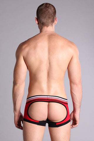 Timoteo Red Club House Soccer Jock