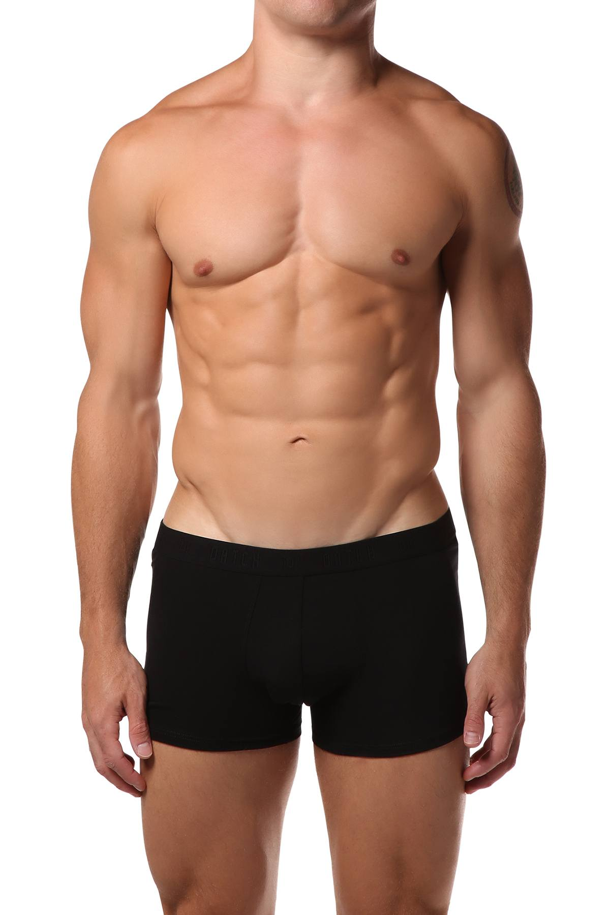 Datch Black Classic Boxer Brief