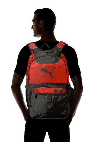 "PUMA Red Acumen 19"" Backpack"