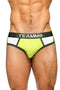 Teamm8 Sunny Lime Marathon Brief