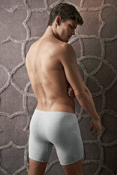 Contour Grey Luxe Jersey Trunk - CheapUndies.com
