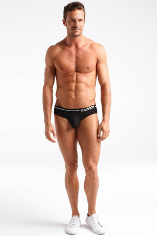 Cocksox Black Waistband Brief