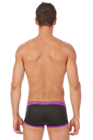 Gregg Homme Black Hightides Square Brief