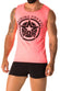 Jor Salmon Training Tank Top - CheapUndies.com