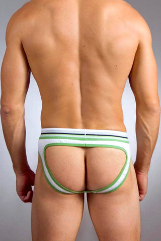 Baskit Sand Ribbed Jock-Brief