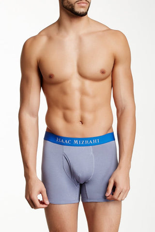 Isaac Mizrahi Iron Logo Boxer Brief