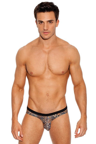 Gregg Homme Blue Kaos Brief