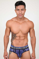 Pistol Pete Royal Ace Mesh Brief