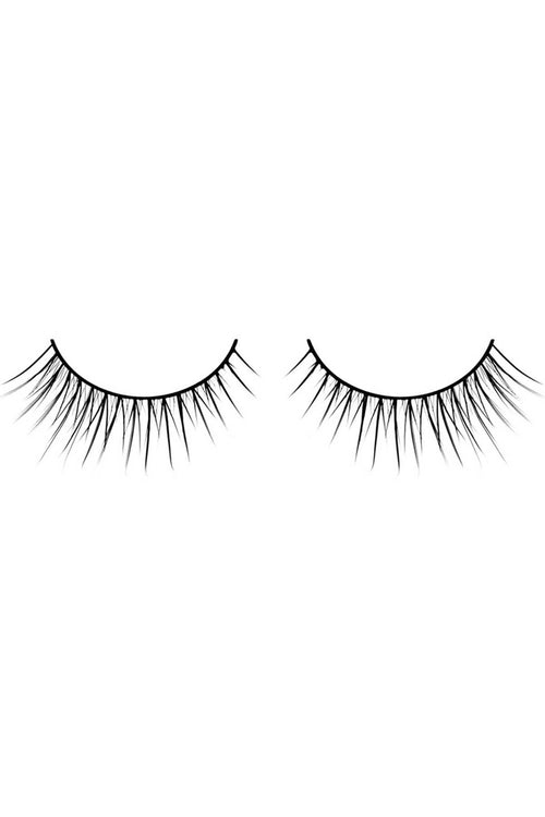 Baci Black Soft Curl Natural Look Deluxe Eyelashes - CheapUndies.com