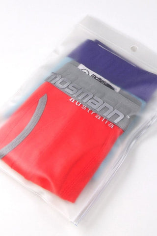 Mosmann Red & Blue 2-Pack Boxer Brief
